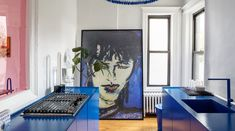Love Bold Color? Peep This Designer's Brooklyn Home