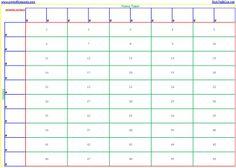 blank football pool sheet