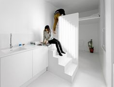 Spectral Apartment Betillon / Dorval-Bory