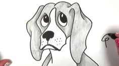 How to Draw a Beagle | Dog Drawing Lesson - CC