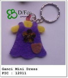 Ganci Mini Dress