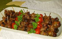 My friend Jan was the hero of the appetizer table when she served these at a BBQ this summer. She...