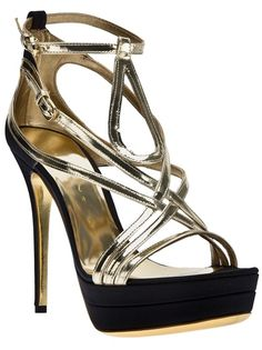 LUIS ONOFRE Stiletto Sandal Minus 40% now !