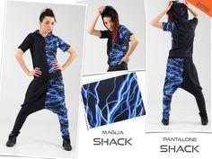 SHACK costume danza saggio
