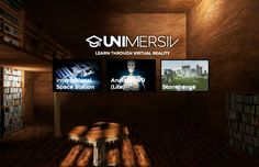 Virtual Reality Education - Unimersiv