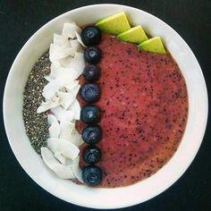 Le smoothie bowl pour un petit déjeuner gourmand et sain