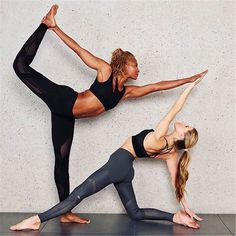 cool triangle partner yoga pose  acro yoga poses partner