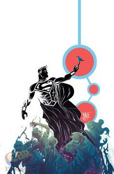 Justice League: Darkseid War - Superman by Franci Manapul *