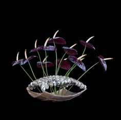 #Anthurium Floral design by Pim van den Akker, Flower Factor