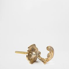 Golden Clip for Tieback - Drapes - Decor and pillows - HOME COLLECTION AW15 | Zara Home United States