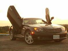 2004 Chrysler crossfire custom. my soon to be car!!!!!!
