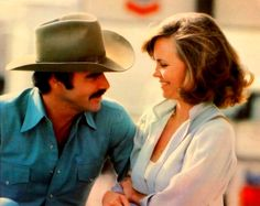 1f6de52f1cd0b Burt Reynolds   Sally Field in Smokey and the Bandit II (1980)