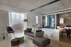 Gallery - The Waterhouse at South Bund / Neri & Hu Design and Research Office - 16
