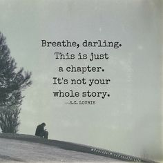 Anxiety quotes can be a helpful way to put fears into perspective. Read these for a reminder that your overthinking and compulsive worrying won't last forever Informations About 18 anxiety quotes tha Motivacional Quotes, True Quotes, Words Quotes, Great Quotes, Quotes To Live By, Uplifting Quotes, Qoutes, Calm Quotes, Inspirational Quotes About Happiness