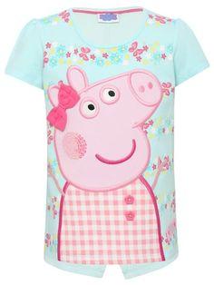 Peppa Pig flower t-shirt