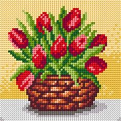 cm Orchidea Baskılı Goblen Kit 5001 - My site Cross Stitch Fruit, Cross Stitch Heart, Cute Cross Stitch, Cross Stitch Cards, Cross Stitch Alphabet, Cross Stitch Flowers, Cross Stitch Kits, Cross Stitch Designs, Cross Stitching