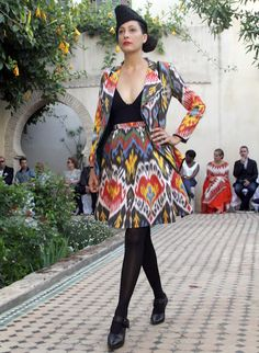 THE VIEW FROM FEZ: Fashion