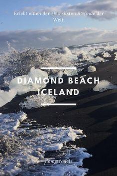 Einer der skurrilsten Strände der Welt. Schwarzer Sand und Eisblöcke in allen Formen und Größen. Hier im Süden von Island ist das Realität. Erlebt diesen einmaligen Strand mit uns im Blog.