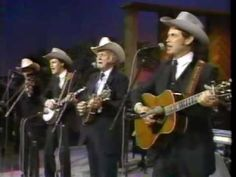 """""""Christmas Time's A'Coming"""" by Bill Monroe"""