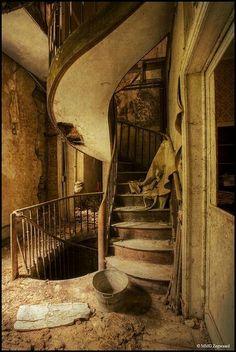 forgotten & abandoned
