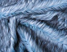 Blue Steel Fake Fur Faux Fur Fabric by the Metre / Yard – Warehouse 2020 Fake Fur Fabric, Fabric Suppliers, Faux Fur Pom Pom, Light Blue Color, Pom Poms, Shopping Hacks, Fur Clothing, Yard, Steel