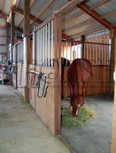 Installing Rubber Stall Mats