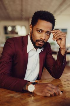 lakeith stanfield | Getting Real With Lakeith Stanfield, Atlanta 's Pothead Philosopher ...