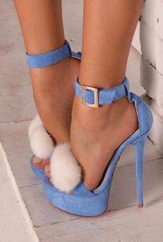 YSL #sandals #heels #platformhighheelssandals