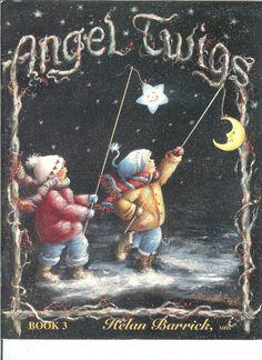 Tole Painting Book Helan Barrick's Angel by barbsheartstrokes,