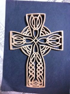 cross scroll saw patterns free   Cross - New and Old - User Gallery & Pattern Library - Scroll Saw ...