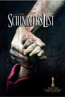 Schindler's List - 1993.  One of the most heart wrenching scenes in the movie . . . the little girl in the red coat!