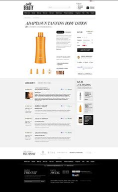 Cult Beauty by Jonathan Gregory, via Behance