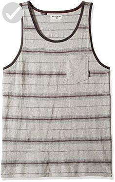 abe2e428257ed Billabong Men s Benchmark Knit Tank Top