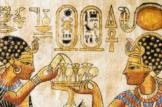 How to make Ancient Egyptian jewellery for a school project | eHow UK