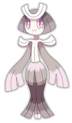 #190 Orugoh (Statuette Form) by Smiley-Fakemon