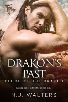 Release Day: Drakon's Past (Blood of the Drakon #4) by N.J. Walters + giveaway   I Smell Sheep