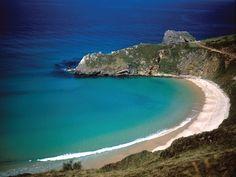 Playa Torimbia- LLanes_Asturias _España