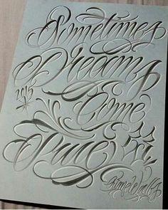 Abecedario de letras chicanas para tatuajes imagui for Firme copias tattoo