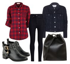 """""""Untitled #2237"""" by fiirework ❤ liked on Polyvore featuring Acne Studios, Rodarte and 3.1 Phillip Lim"""