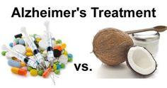 Dementia Prevention: Coconut Oil Continues Succeeding; Big Pharma Keeps Failing
