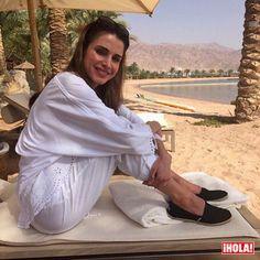 Estos son los lugares preferidos de Jordania de la Reina Rania