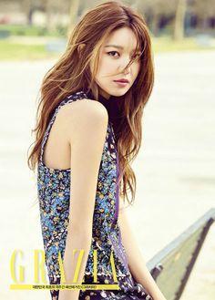 160519 GRAZIA magazine SNSD Sooyoung