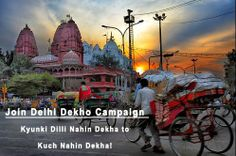 Temple #delhi #monuments #beautiful #heritage #travel