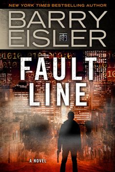 Fault Line, by Barry Eisler ($3.99)