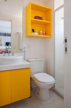 Banheiro Ceci Hellip Apartamento Bathroom Bath Decor Home Decor Bathroom Cabinets Over Toilet, Bathroom Doors, Small Bathroom, Bathroom Bath, Design Bathroom, Washroom, Ikea Variera, Black Interior Design, Hotel Restaurant