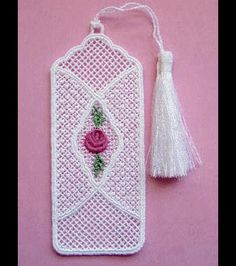 """25% Off New Free Standing Lace """"Bookmarks"""" @ OregonPatchWorks ..."""