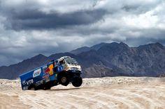 Kamaz Dakar 2016