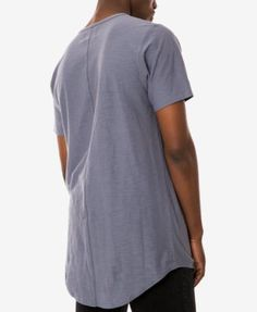 Jaywalker Men's Extended-Hem T-Shirt, Only at Macy's - Orange XXL