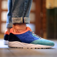 """Helsinki Station"" Aria @karhuofficial x @cncpts #colette #Karhu #Cncpts"