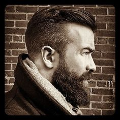 On the importance of beards| This Man Got Stupidly Hot After He Spent A Year Growing A Beard
